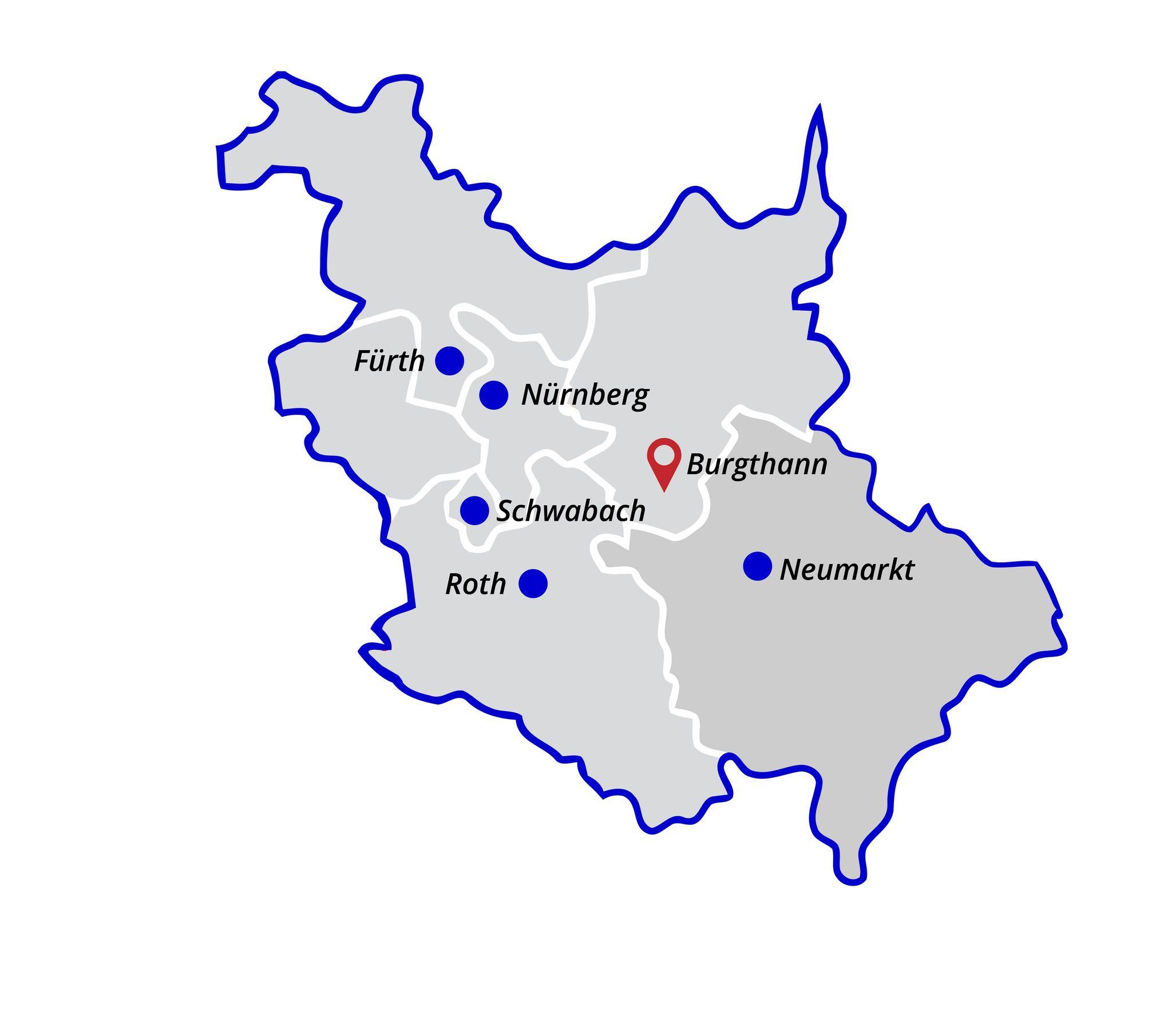 Hausverwaltung Burgthann, Neumarkt, Nürnberg, Fürth